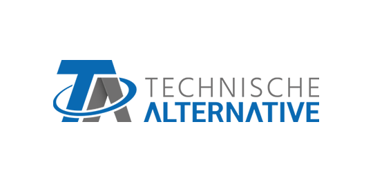 SmartHome Manufacturer Technische Alternative Logo